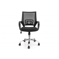 Quality Custom Height Adjustable 22.6Pounds Staples Mesh Task Chair for sale