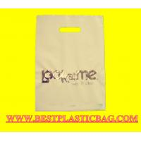 China recyclable plastic bag/HDPE,LDPE bag/diecut plastic bag on sale