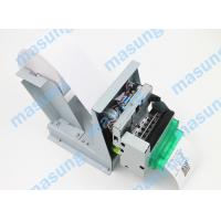 Kiosk Ticket Thermal Printer 80 mm Integrated Paper Presenter DC 24V / 2.5A