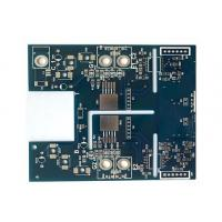 China Inverter PCB Board PCB Blue Multi-4 Layer PCB BGA Printed Circuit Board Assembly Components on sale