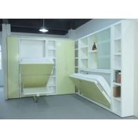 Buy cheap Horizontal Home Use Space Saving Murphy Wall Bed Hidden Wall Bed With Table from Wholesalers