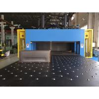 Buy cheap 300 - 1300mm Steel Plate Width Corrugated Fin Forming Machine For Transformer Tank from wholesalers