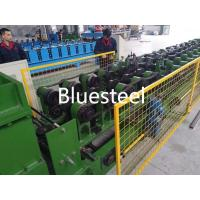 China Adjustable Size Cold Roll Forming Machine , C Z Purlin Forming Machine 415V / 440V on sale