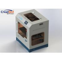 Quality High Precision Metal Frame 3d Printer CreatBot F430 With Big Build Volume for sale