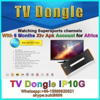 DSTV IPTV dongle IP10G for Africa with 6month account