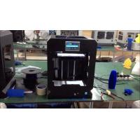 Quality Single Color Plastic 3d Printer , 3d Metal Printing Machine 0.04 Mm Max Resolution for sale