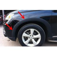 Quality Customized Wheel Arch Flares Lexus RX270 / 350 450 2009 2012 Wheel Arches for sale