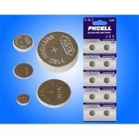 Quality Alkaline Button cell battery for sale