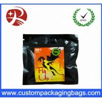 China Herbal Incense Ziplock Plastic Bags Flower Extreme Aroma Potpourri Bag on sale