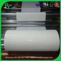 Quality 53g 60g 70g 80g sm woodfree lasering printing paper with roll packing for sale