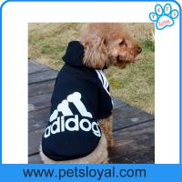 Quality Factory Wholesale Pet Supply Product Cheap Dog Clothes Large Pet Dog Coat Dog Clothes for sale