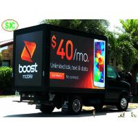 Buy cheap Nigeria Custom p4.81 Mobile Truck LED Display Screen environment friendly from Wholesalers