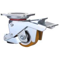 Quality foot operated leveling casters for sale