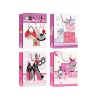 Quality Christmas Paper Bags eco friendly OEM production for sale