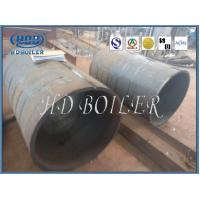 Quality Horizontal Type Boiler Steam Drum For Water Tube Coal Fuel Steam Boilers for sale