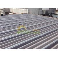 Quality AL6005-T5 12um Flat Roof Ballasted Solar Racking for sale
