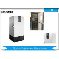 """Quality 7"""" Touch Screen Upright Laboratory Deep Freezer CFC Free Direct Cooling for sale"""