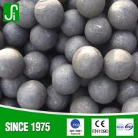 Quality high chrome casting grinding media steel balls for ball mill for sale