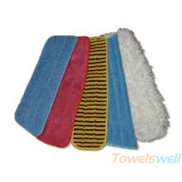 Buy Professional Velcro Backed Microfiber Mop  Cleaning Mop Head microfiber mops at wholesale prices