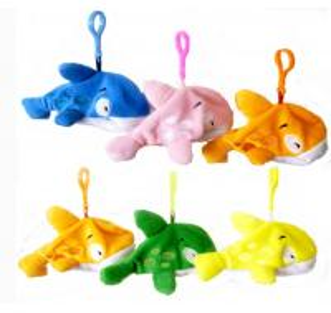 Quality Cartoon shark jaws pillow stuffed toys Doll gift enterprise mascot figure custom for sale