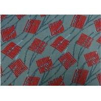 Quality 230GSM Car Upholstery Fabric for Car Seat , Polyester Car Cover for sale
