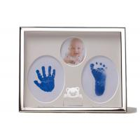 Quality Home Decoration Baby Hand And Footprint Impression Kit Souvenir Gift for sale