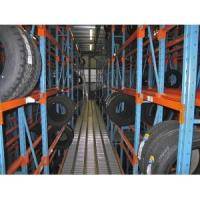 Quality Commercial Warehouse Steel Shelving Wire Decking stacking Panel L2400*W1000*H4400 for sale
