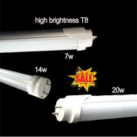 Quality 2014 Newest AC85-265V 3014smd chip 7W price led tube light T8 for sale