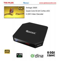 Quality Amlogic S905 OTT TV BOX 2015 best android tv box xbmc Kodi 15.2 Live Streaming OTA 2016 T9S Plus Quad Core for sale