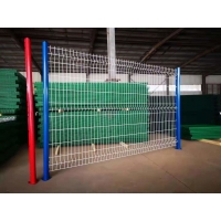 Quality H0.5m Galvanised Welded Mesh Sheets , Farm Pvc Coated Wire Mesh for sale