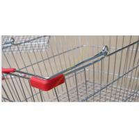 Buy Stackable And Wire Hand Shopping Basket , Durable Metal Shopping Basket at wholesale prices