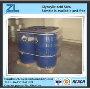 Glyoxylic acid for hair straightening,CAS NO.:298-12-4