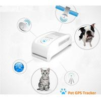Quality Newest Worlds Smallest PET GPS Tracker, Micro Hidden Tracker GPS, Mini GPS Tracker for Cat T201-2 for sale