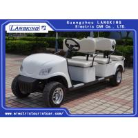 Quality 24km/H 6 Seater Electric Car , Electric Club Golf Carts 48V/3KW With Bucket Y065 for sale