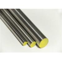 China ASTM 316 Steel Drill Rod , High Speed Steel Round Bar Length 1.0m-6m on sale