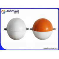 China Multy Color Aircraft Warning Balls With Stainless Steel 304 Luminum Alloy on sale