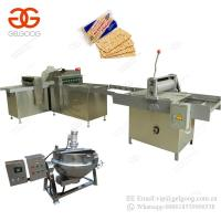 Quality Chikki Making Cereal Bar Moulding Machine Peanut Candy Making Line for sale