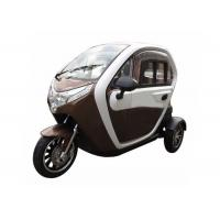 Quality 3 Wheel Passenger 25 Km/H Enclosed Scooter Trike for sale
