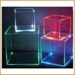 Quality Cube LED Pop Display for sale