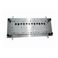 Quality Heading Auto Head Gasket Metal Stamping Mould Die for sale