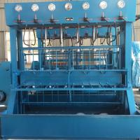 Quality 3kg 5kg Lpg Cylinder Manufacturing Machines 25mpa Working Pressure 44KW Power for sale