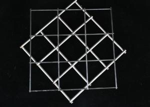 Quality 3mm 304 Stainless Steel Rust Proof Strong Wire Mesh Panels for sale