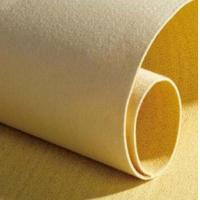 Buy Nonwoven PPS Glass Acrylic Needle Felt Filter Cloth 0.81mm - 1.12mm Thickness at wholesale prices