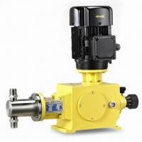 Quality Plunger Dosing Metering Pump with 0 to 150L/Hour Flow Rate and Manual Operation Flow Control for sale