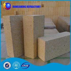 High grade bauxite insulating firebrick / High Alumina Refractory Brick For Furnace