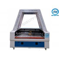Quality Professionally Designed CO2 Laser Cutting Engraving Machine With CCD Camera And Conveyor for sale