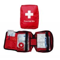 Quality Light Durable Health Care Disposable Medical Consumables Travel First Aid Kit for sale