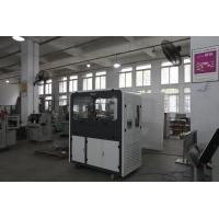 Quality Plastic PVC 3-up Keytags PVC Card Cutting Machines Water Cooling Productivity 10000 Cards / Hour for sale