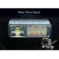 Single Din Touch Screen Media Player For Car HD Touch Screen Car Stereo for sale