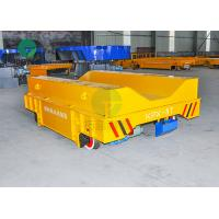 China 1-50 Ton Factory Transport Steer Rail Transfer Copper Coil Vehicle on sale